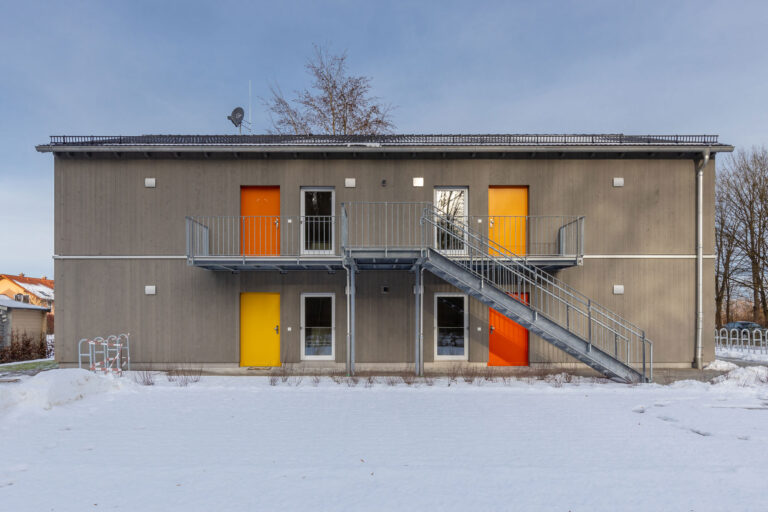 Staatliche Wohnanlage in Anzing – Wohnungspakt Bayern