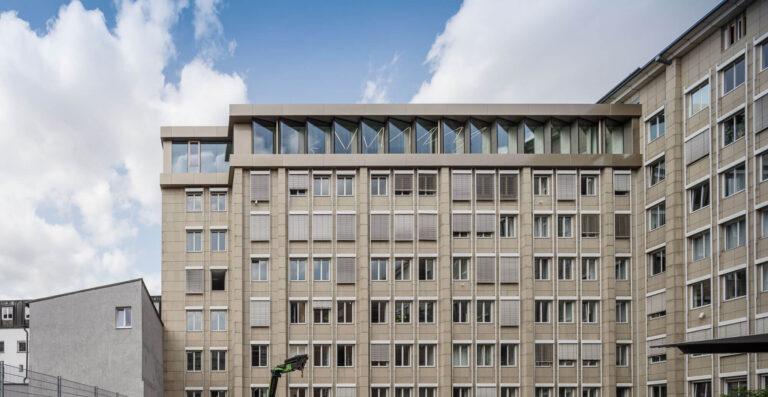 Konferenzzentrum der Stadtwerke Augsburg