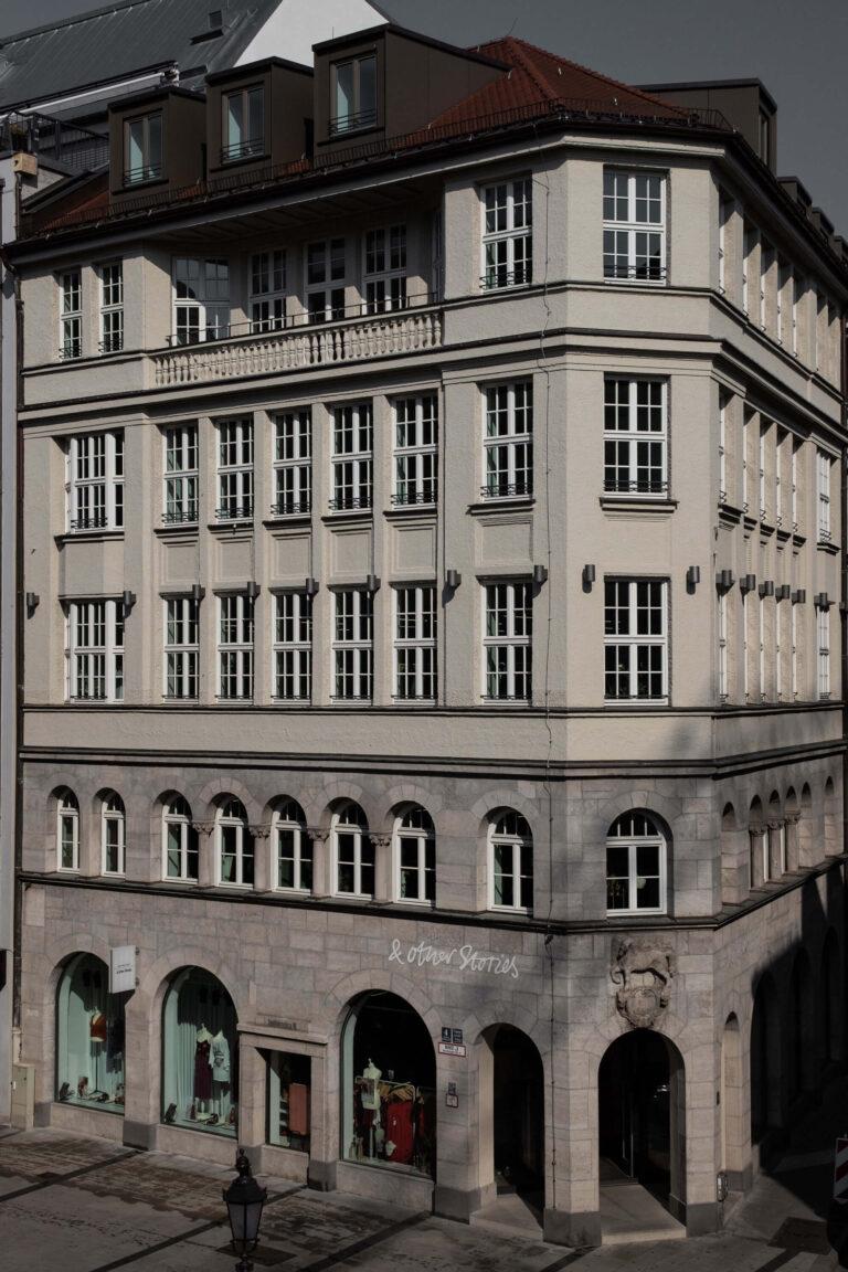 Büro- und Geschäftshaus, Sendlinger Straße München