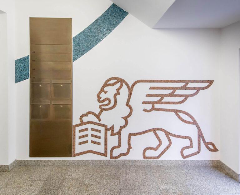 Neugestaltung Treppenhaus, Sendlinger Straße München