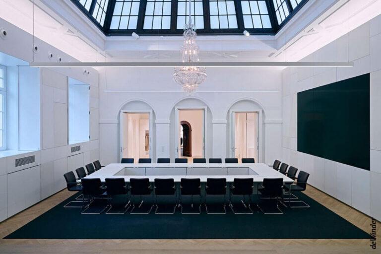 Konferenzzentrum Wirtschaftskanzlei Noerr LLP, München